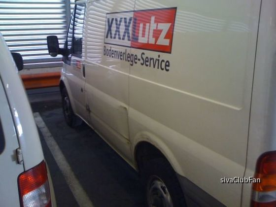 Transporter XXXl Lutz München