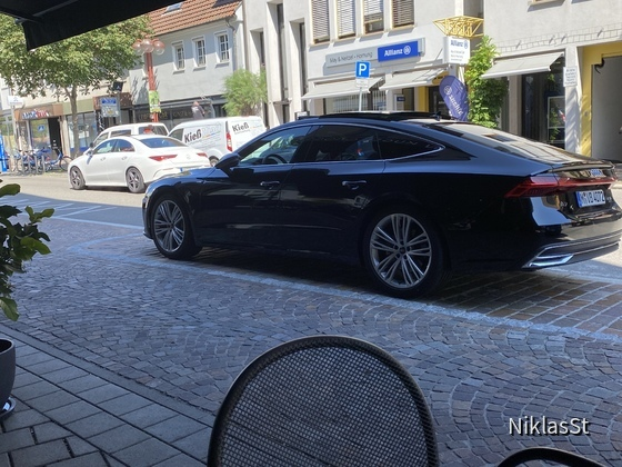 A7 45TDI Quattro