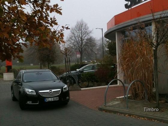 Viano V6 CDI + Enterprise vor Sixt