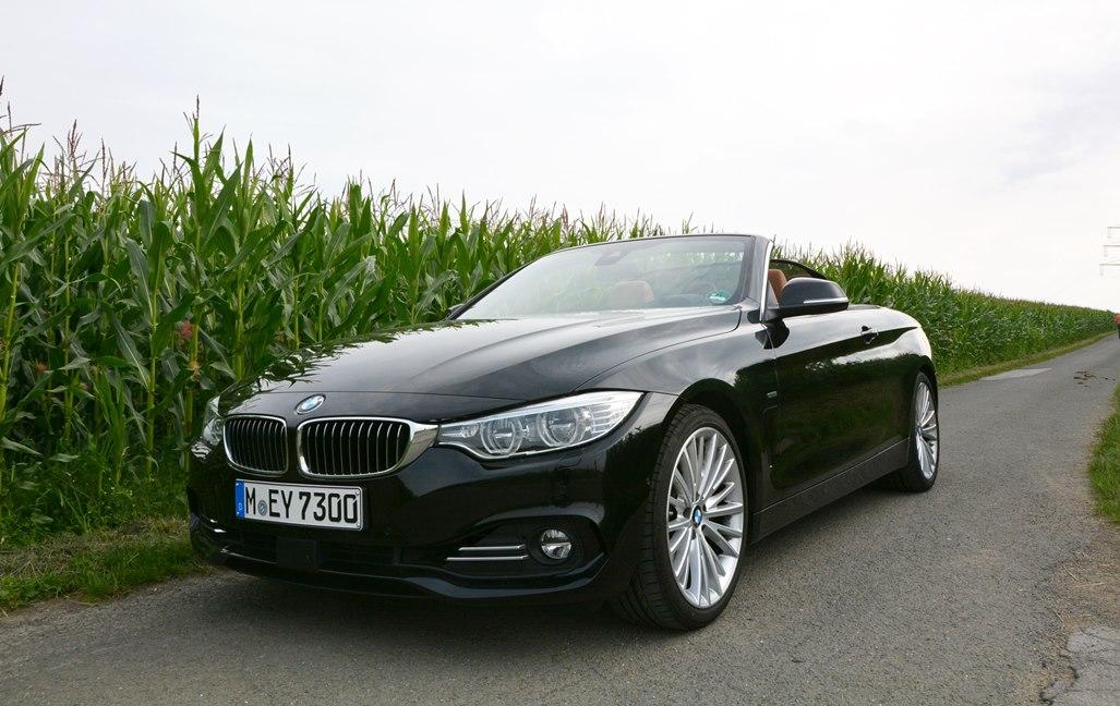 BMW 435i Cabrio Luxury Line