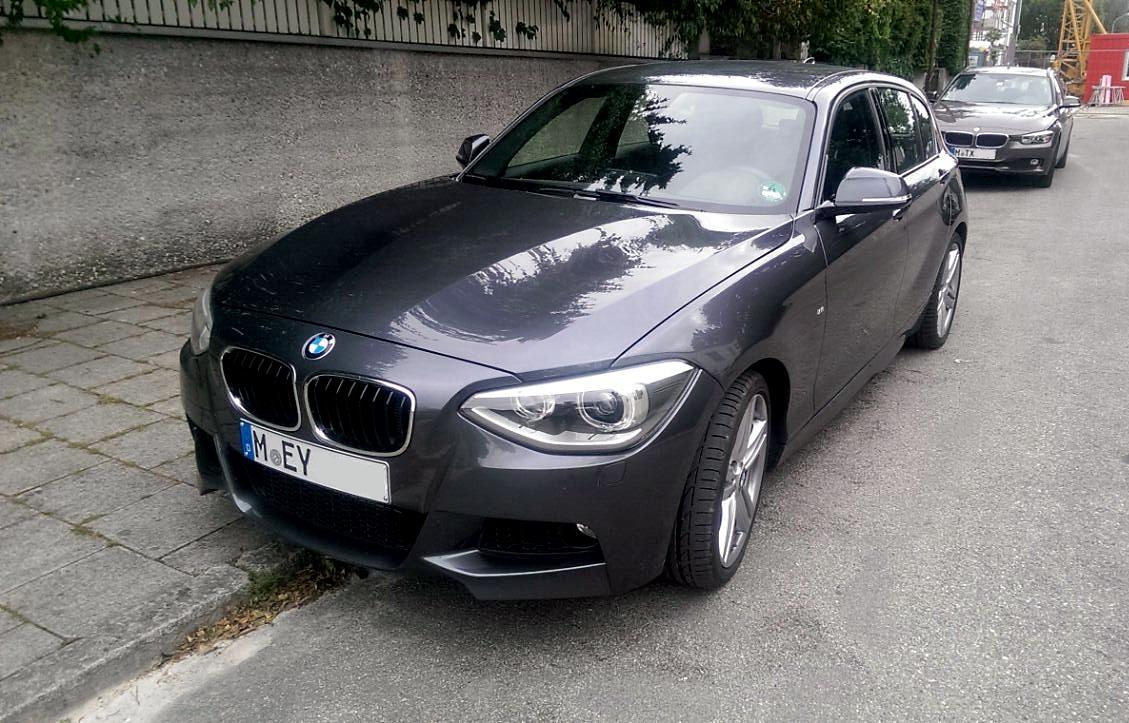 BMW 1er MPaket