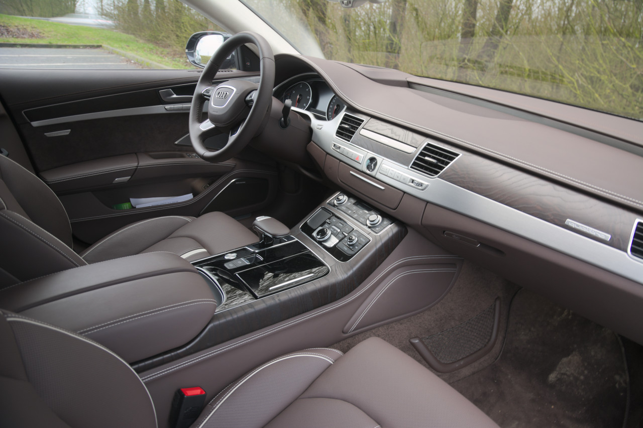 Audi A8 3.0 TDI von Europcar