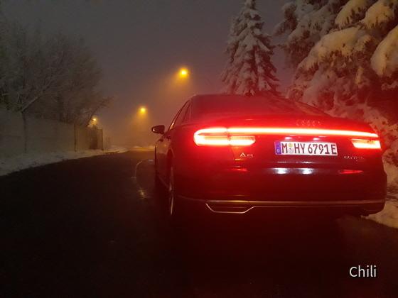 Audi A8 60TFSIe