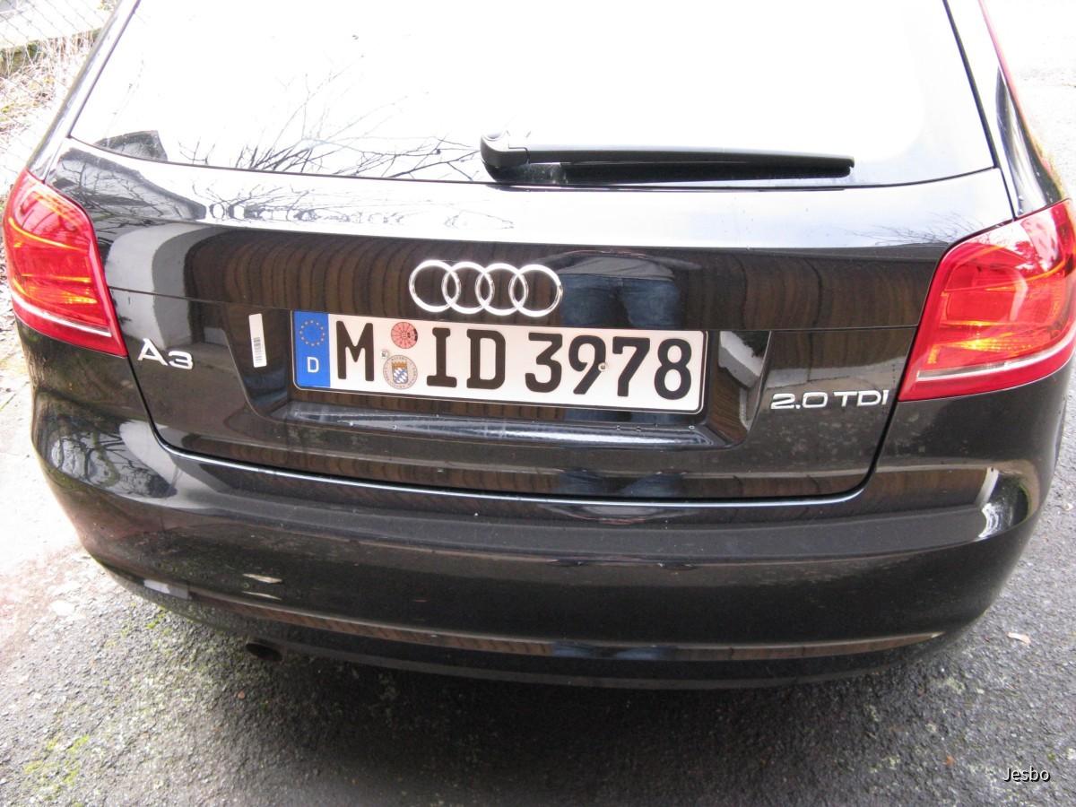 Audi 2.0 TDI   Sixt Bonn-Bad Godesberg