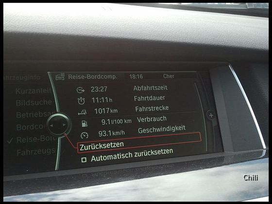 Bordcomputer 530xd GT