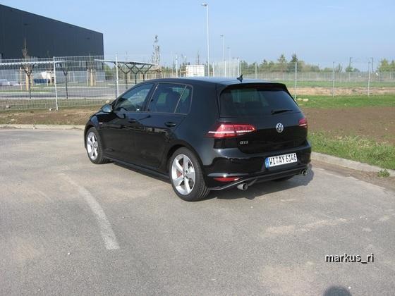 VW Golf VII GTI, AVIS