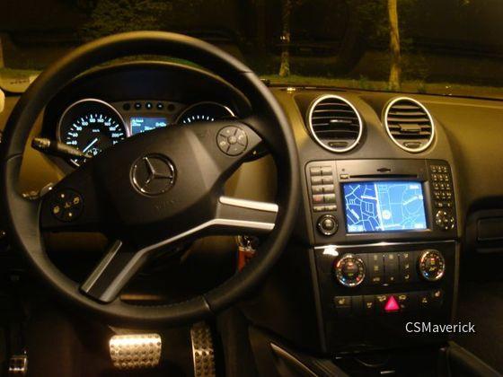Mercedes Benz ML280CDI 4Matic von Sixt