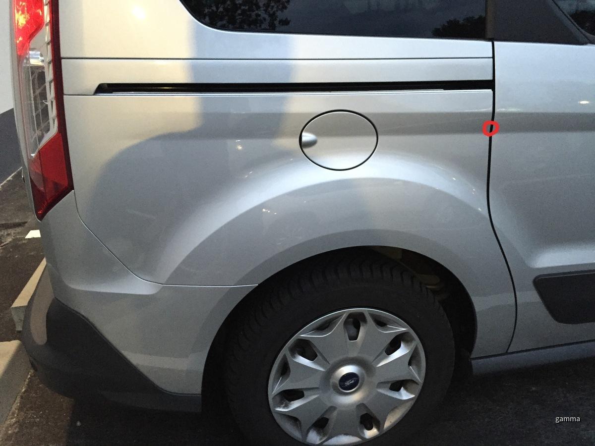 Ford Tourneo Schaden