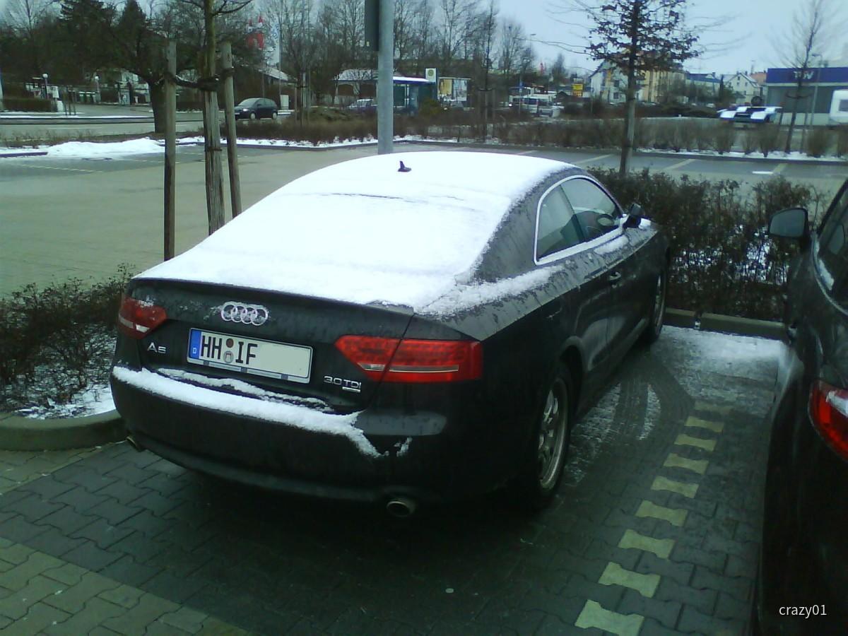 Europcar A5 3.0TDI