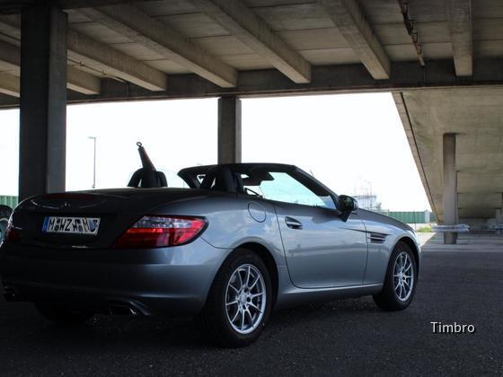 Mercedes-Benz SLK 200