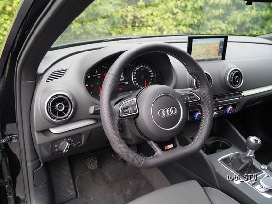 Audi A3 SB 2.0 TDI S-line