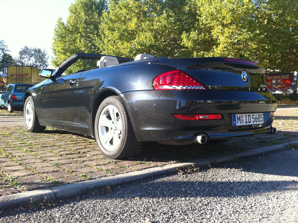 BMW 635d Sixt Ansbach