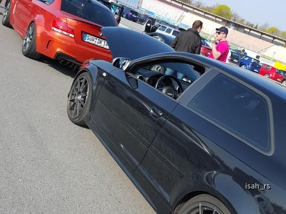 Audi S3 2.0TFSI