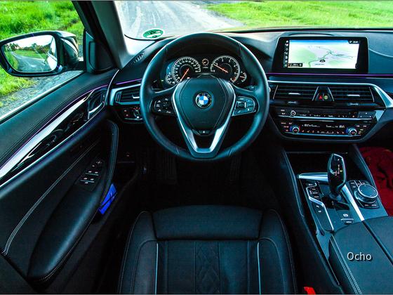 BMW 520dA G31