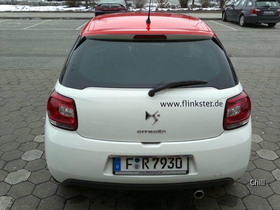 Citroën DS3 e-HDi 90 | Flinkster