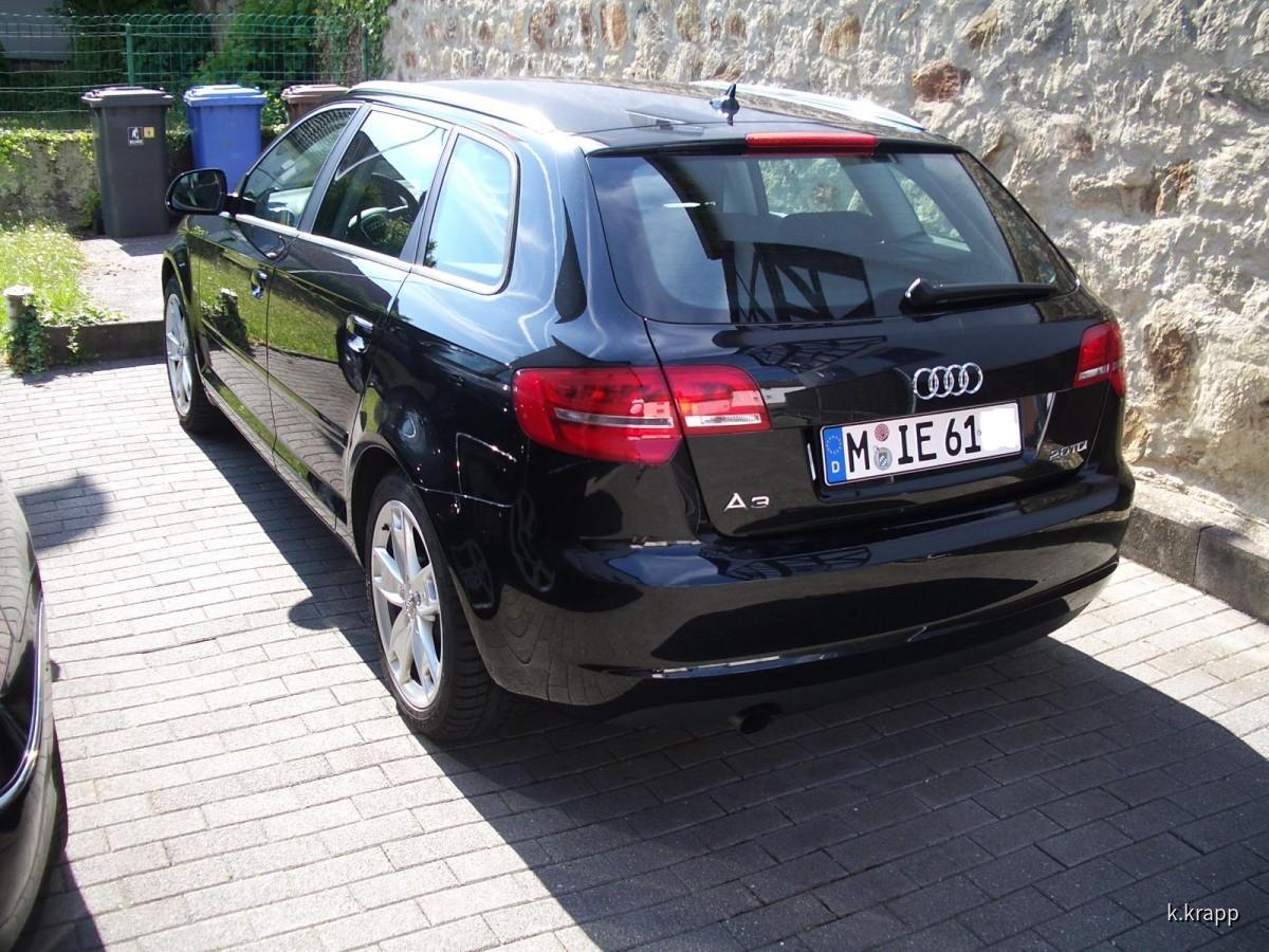Audi A3 SB 2.0TDI Ambition von Sixt