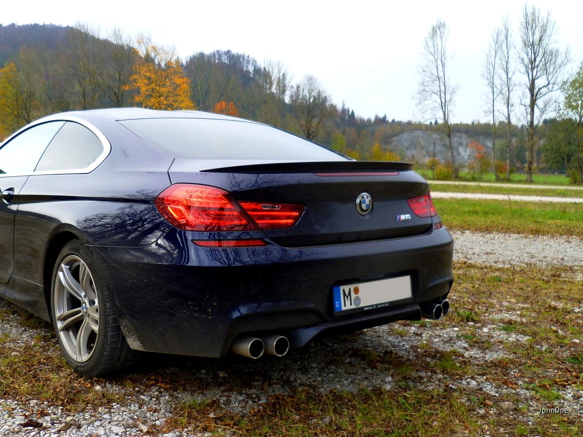 BMW M6 Coupé | BMW-on-Demand