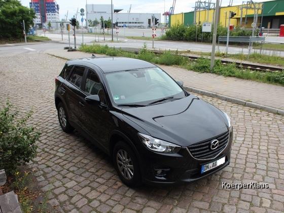 Mazda CX-508