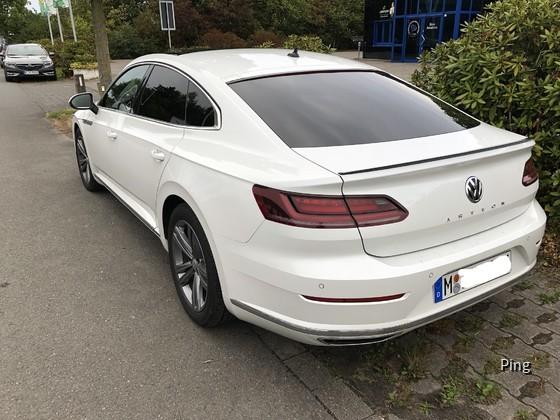 VW Arteon Sixt