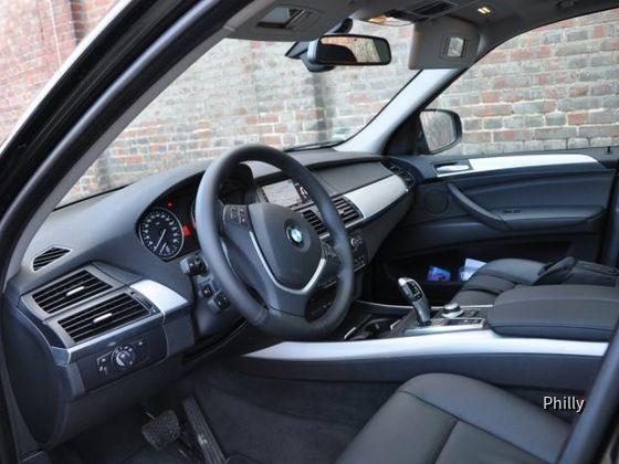 BMW X5 - Innen