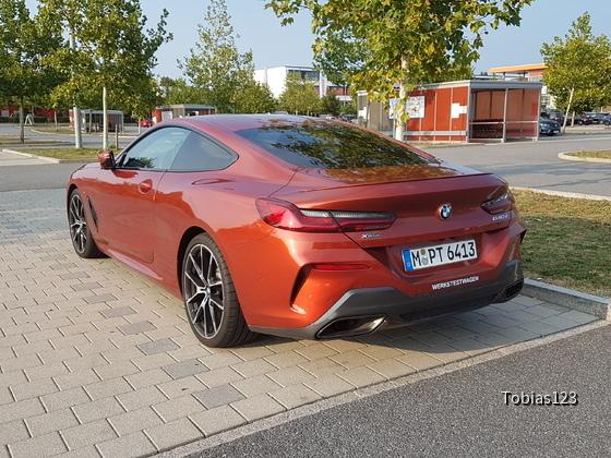 BMW 840d (G15) #2
