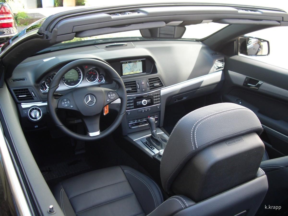 E200 Cabrio Sixt