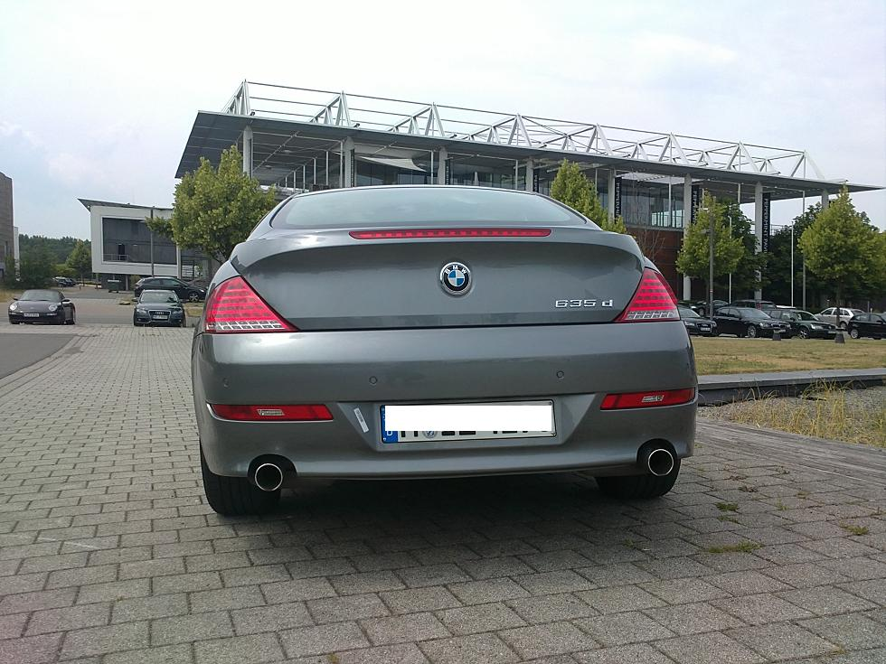 BMW 6er Sixt