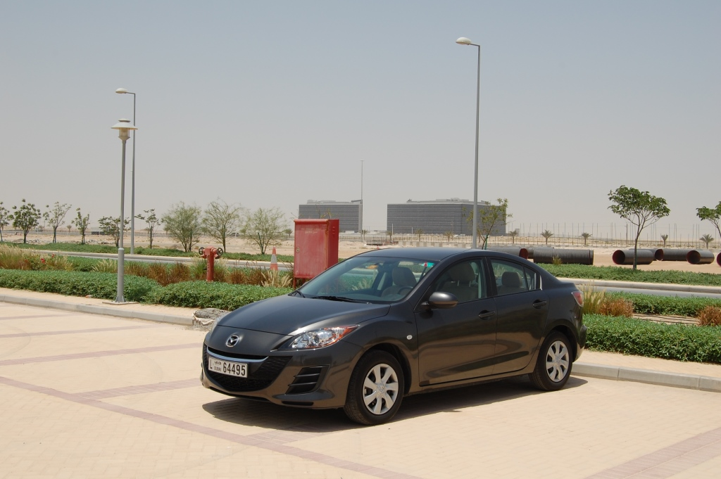 Mazda3 UAE