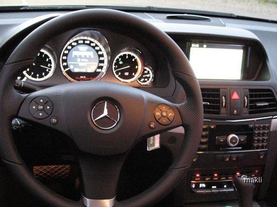 MB E Coupe 350 CDI (Europcar)