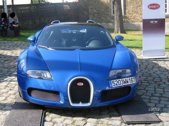 Bugatti Veyron - Bensberg Classics 2009