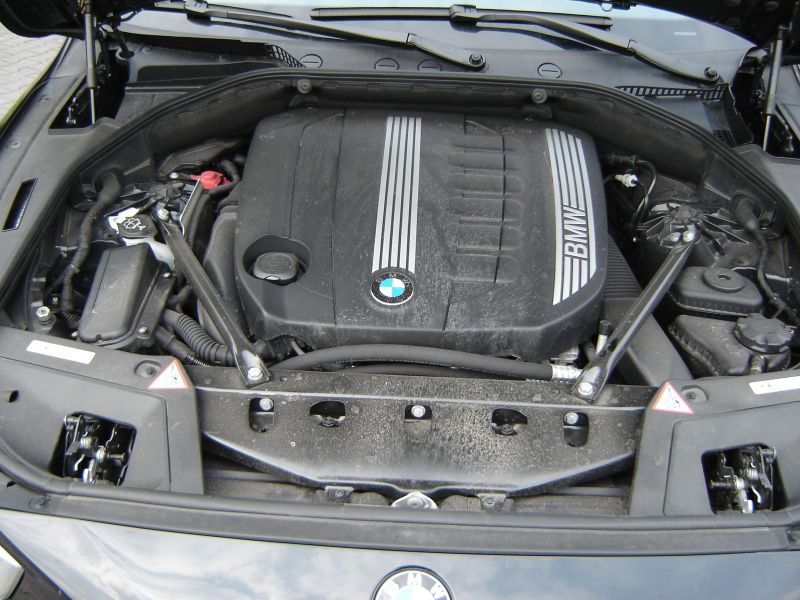 BMW 530d GT von Sixt