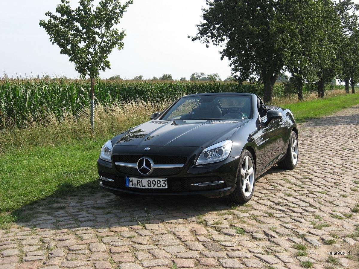Mercedes SLK Sixt
