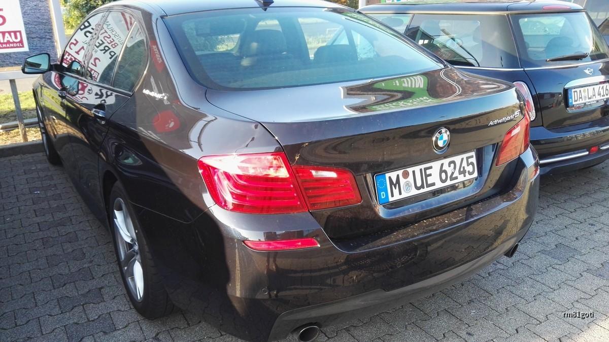 BMW 5er AH