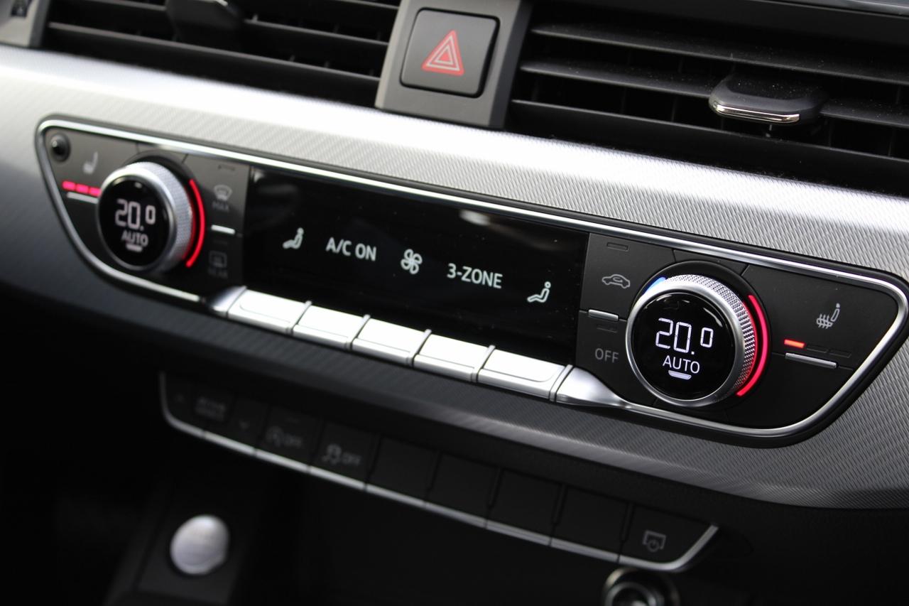 Audi A4 B9 2.0 TDI Quattro Sport