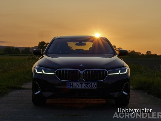 BMW 530d xDrive Facelift (G30 LCI)