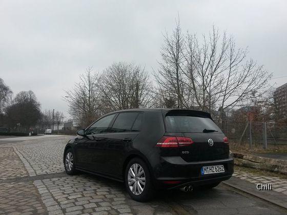 VW Golf VII GTD