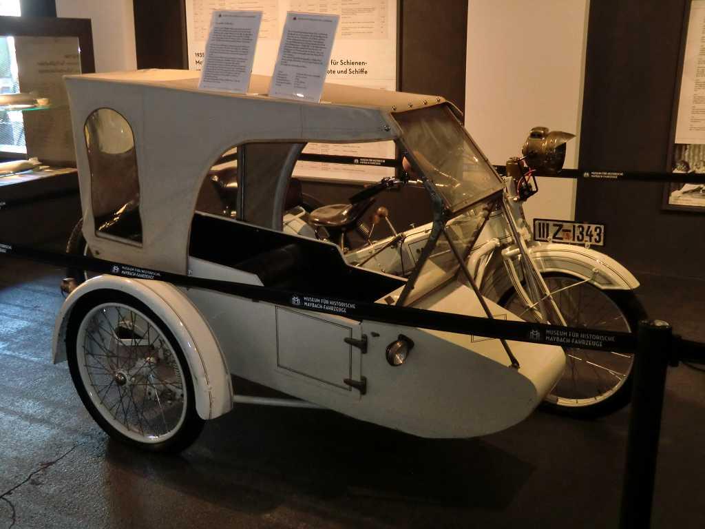 Maybach Museum (4)