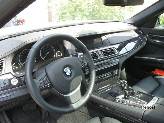 BMW 730d - Sixt