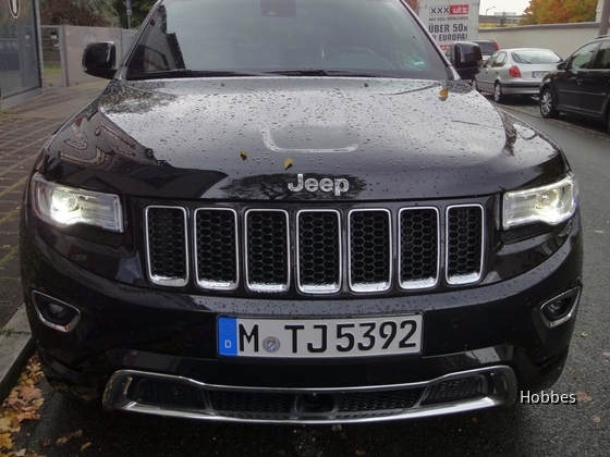 Jeep Grand Cherokee Overland 3.0l V6 MultiJet | Sixt