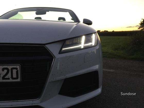 Audi TT 2.0 TFSI Quattro S-Tronic Roadster