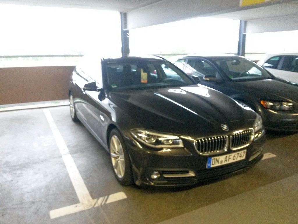 BMW 535d xDrive Touring
