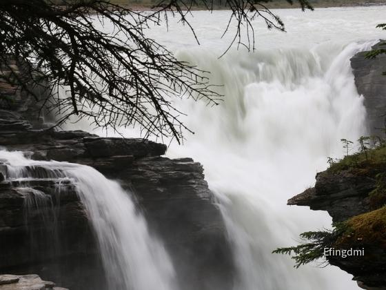 4 Jasper NP Wasserfaelle