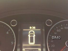 VW Passat 2.0 TDI (81kw) Hertz -Tacho-
