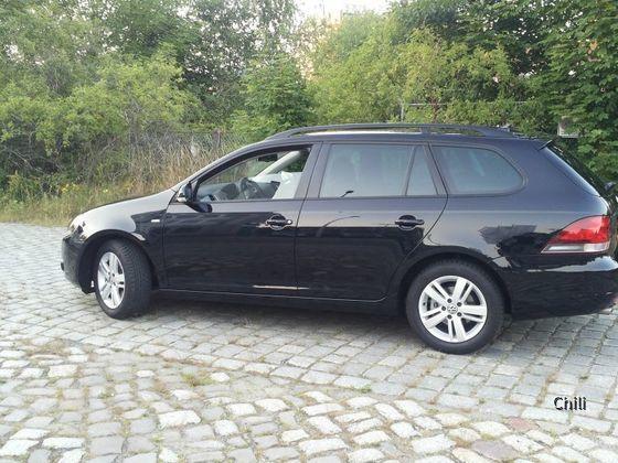 VW Golf VI Variant 2.0 TDI (1)