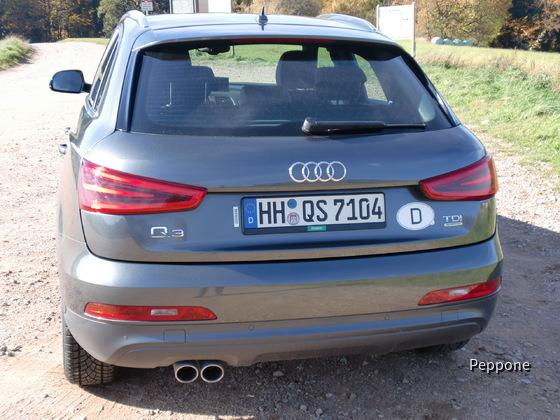 Audi Q 3 2.0 TDI Quattro 012