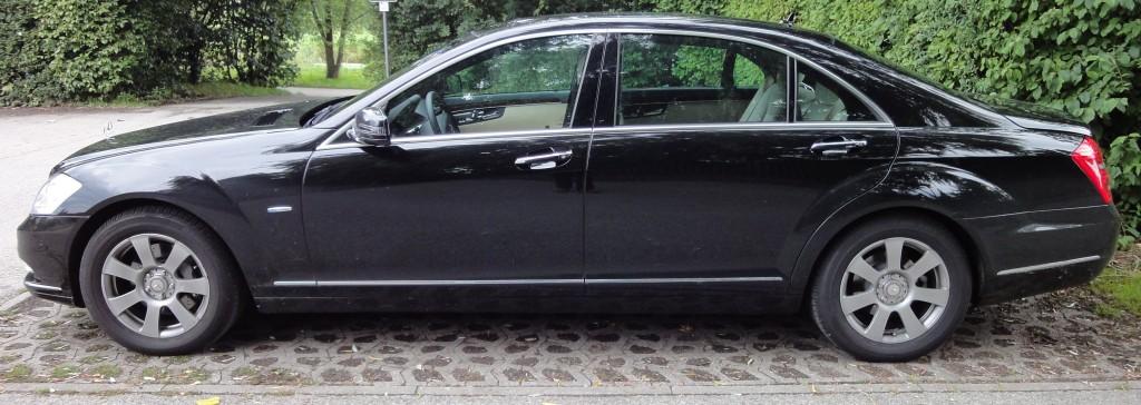 MB S 350 CDI lang | Europcar