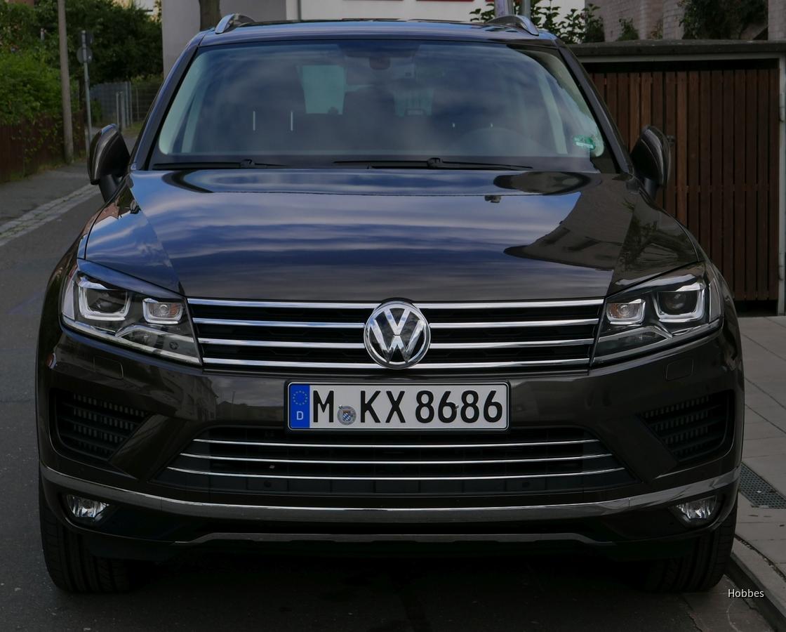 VW Touareg   Sixt Nürnberg Zentrum