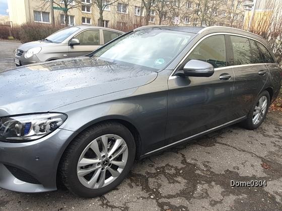 Mercedes C220d