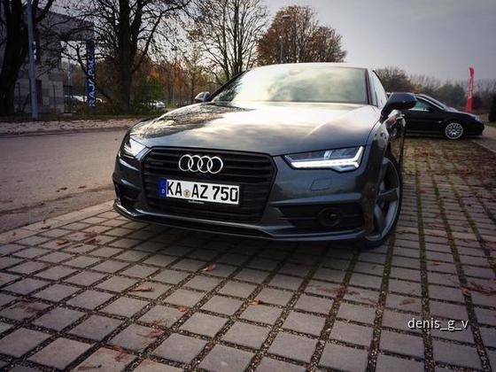 Audi A7 (Facelift) 3.0 TDI quattro