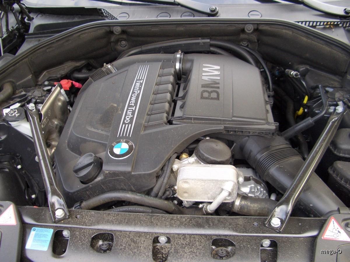 BMW 535i GT Sixt